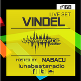 Vindel Live SET @ Lunabeats Radio Edicion #168 2013-01-12