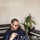 IA MIX 189 D.K. | 45 ACP