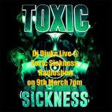 Dj Djuke Live @ Toxic Sickness Radioshow 9th March 2015