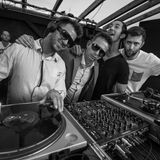 Dandy - Garay - Moonline @ Track Terrace 2015.06.28. The Debut Summer Classics