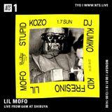 Lil Mofo - 8th January 2018