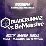 Cortez aka Markus Wittenberg live Bladerunnaz vs. BeMassive Party@ Corvintető 2014.08.23