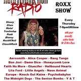 The ROXX Show at Hard Rock Hell Radio 4 Jan YnT Lita Ford Gluecifer Europe Aerosmith Neon Animal