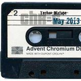 Techno-Mixtape- May 2013