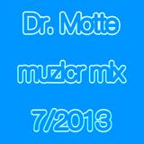 Dr. Motte muzicr mix 7/2013