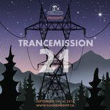 Trancemission 21 | James Stevenson | 8.00-9.00pm