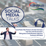 Episode #22: Social Media Talks Podcast interview with Daniel Knowlton from KPS Digital Marketing