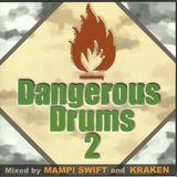 Dangerous Drums 2 Mixed by Kraken 2000
