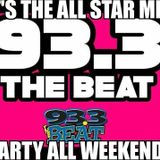 The Beat 93.3 (Jacksonville, Fl) Holiday Weekend Mix
