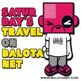 Creative Beats - Saturday's Travel #2