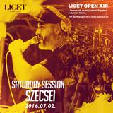 2016.07.02. - LIGET Terasz - Saturday