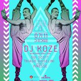 Set Freak Chic 07.11.14 after dj Koze