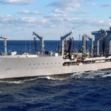 Episode 489: US Merchant Marine - Not Ready for War, with gCaptain's John Konrad