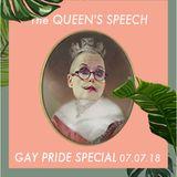 The Queen's Speech with Auntie Maureen PRIDE 2018 SPECIAL for New Bloomsbury Set