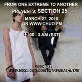 337-Extreme-2018-03-27 Section 25 retrospective 1978-2018