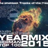 German Top 100 Yearmix 2015