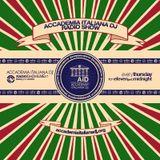 #1 ACCADEMIAITALIANADJ RadioShow at IBIZAGLOBALRADIO Christian Lusha + Salvatore Floris 4th Jan 2018