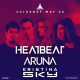 Heatbeat - Live @ Avalon Hollywood (Los Angeles) - 20.05.2017