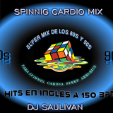 CARDIO MIX 80S INGLES MIX YT2- DJ SAULIVAN