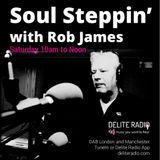 Soul Steppin Replayed from Sat 15th April !!