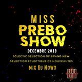 Miss Prébo Show Decembre 2018