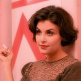 Dinner conversations with Miss Audrey Horne