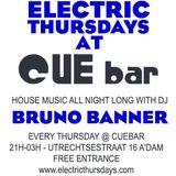 Bruno Banner @ Electric Thursdays - 08.03.2012 / CueBar - Part 1