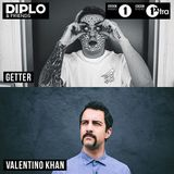 Getter and Valentino Khan - Diplo & Friends (2017-01-01)