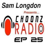 Sam Longdon Choonz EP25 15th March 2015