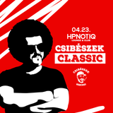 2018.04.23. - CSIBÉSZEK (guest Steve Judge) - HPNOTIQ, Budapest - Monday