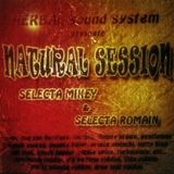 "Natural Session Vol 1 Selecta Romone et Mikey ""Herbal Sound"""