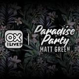 PARADISE PARTY - 29 - [OX LIVE] - 29-SEP-16