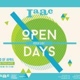 #1 - IAAC open day 4/16