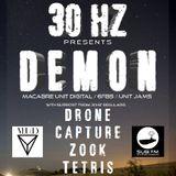 Sub FM - 30Hz Bass Show ft Demon - 8th November 2014
