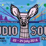 Jamie Bostron - Audio Soup Mix