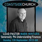 Generosity Understanding Finances