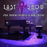 Prince ~ Last Show
