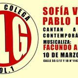 COLEGA #1 EDICIÓN - SOFÍA Y PABLO DACAL, ESTE SÁBADO EN  C´EST LA VIE