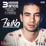 #12.3 Hardwell PT Fans presents special 3rd anniversay edition by ZINKO [05.XII.2016]