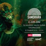 "Alex DjInn - ""C-Om-On"" party in ""Samskara"" (art exhibition from Android Jones) // 9.12.2018"
