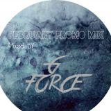 davnyAKA G-FORCE -FEBRUARY PROMO MIX -part 2-2014