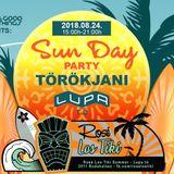 Törökjani / Johnny de Good -  SUN DAY - FRIDAY Los Tiki Beach Live Dj Mix