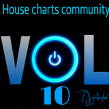 House Charts Community@2016  Vol-10-  ♧Mohamed Arafat♧