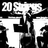 Border Radio Live . 20 Strings concerto negli studi di Border Radio. 17/11/18