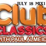 HOT 919 FM CLUB CLASSICS MIX 1