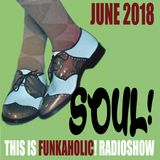 this is FUNKAHOLIC! RADIOSHOW june 2018