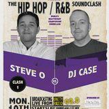 Clash 1 - Steve-o vs DJ Case