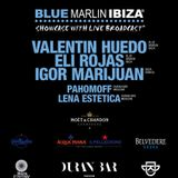 VALENTIN HUEDO - LIVE AT DURAN BAR MOSCOW SHOWCASE BMI & IBIZA SONICA - 7TH NOVEMBER 2015