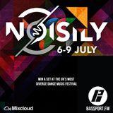 "Noisily Festival 2017 DJ Competition – ""DJ Brewin'T"" - SECOND PRIZE"