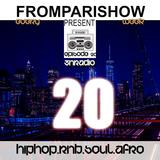 3NRADIOSHOW 3NRADIO Mix Week - Episode 20 - 3ntv Fromparishow